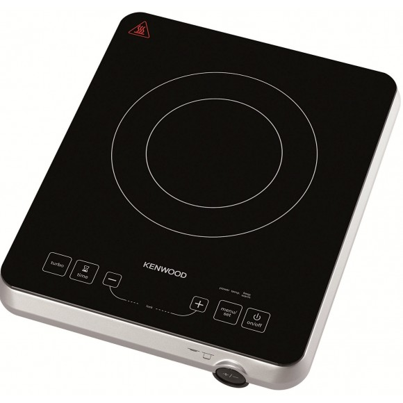 kenwood ih470 r chaud induction 1 plaque comparer avec. Black Bedroom Furniture Sets. Home Design Ideas