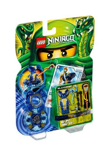 Lego 9573 ninjago toupies slithraa comparer avec - Ninjago jeux gratuit ...