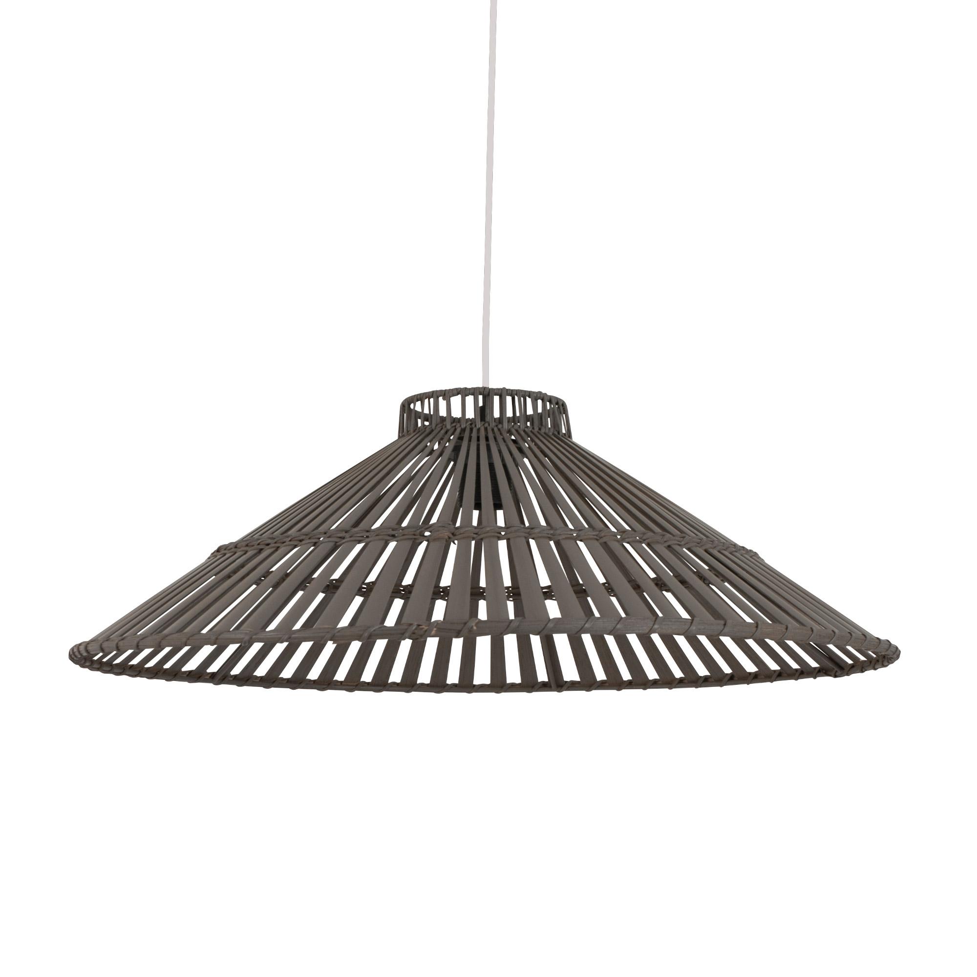 corep suspension conique rangoon en bambou 60 cm comparer avec. Black Bedroom Furniture Sets. Home Design Ideas