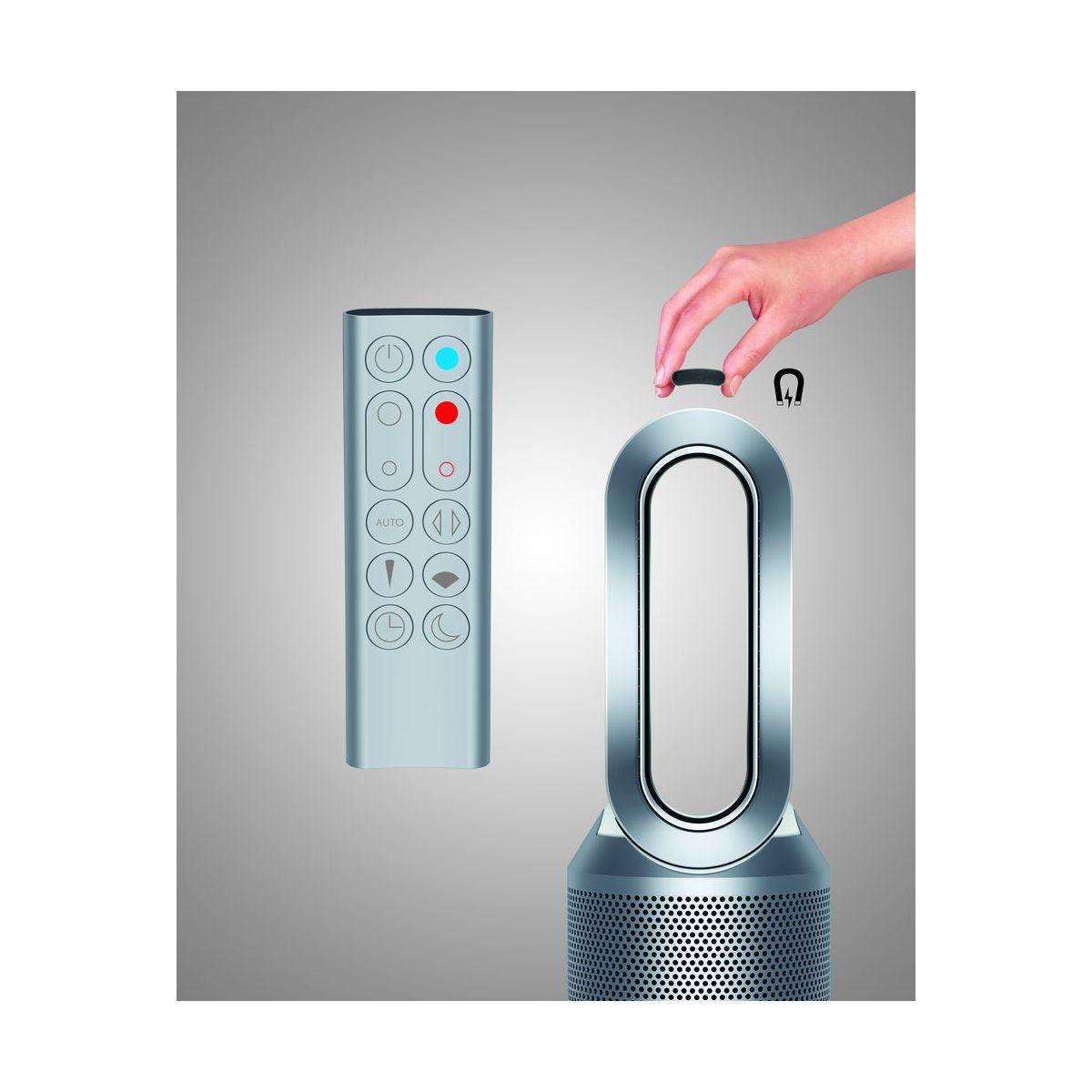 dyson pure hot cool link hp02 ventilateur de sol sans pales comparer avec. Black Bedroom Furniture Sets. Home Design Ideas