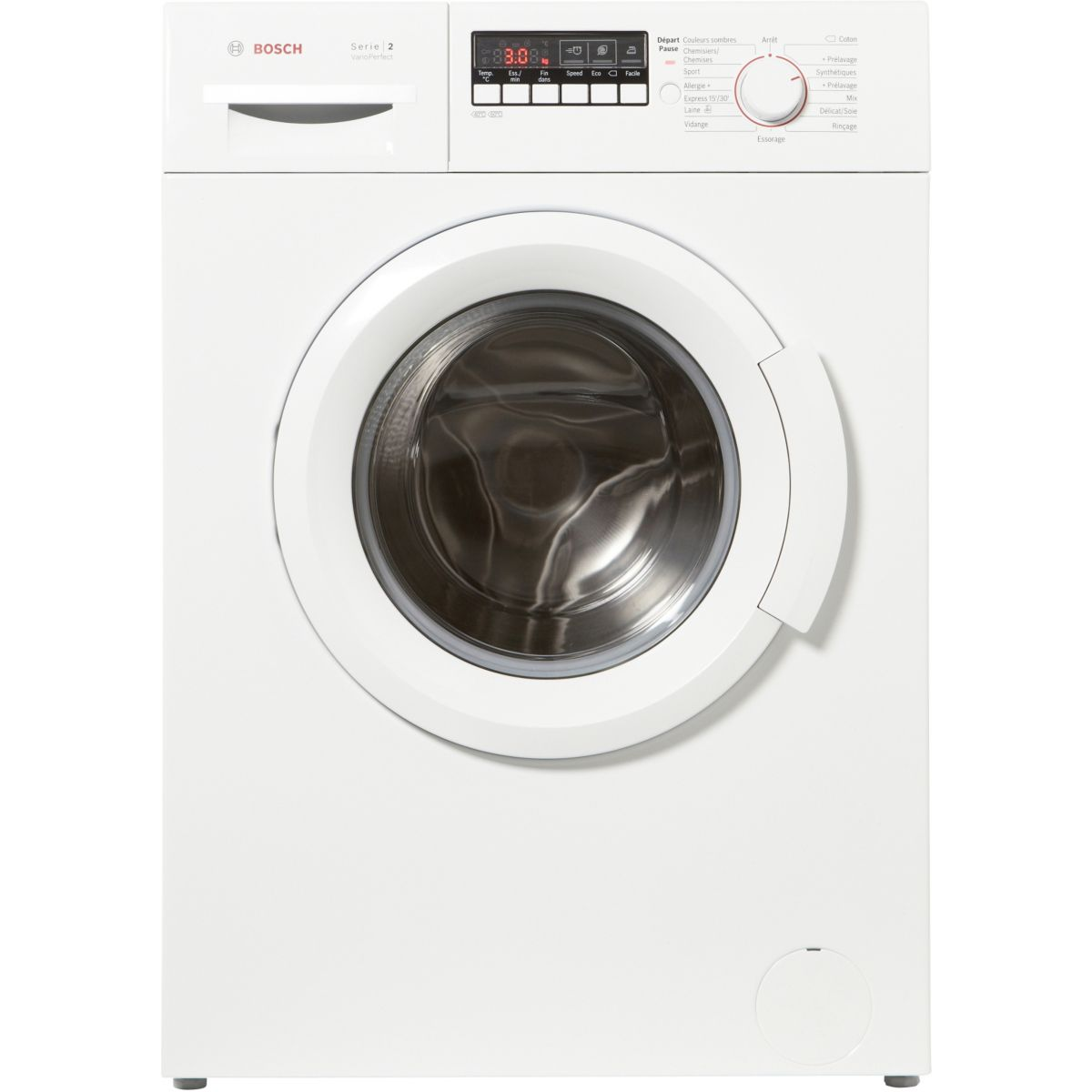 bosch wab24211ff lave linge frontal 6 kg comparer avec. Black Bedroom Furniture Sets. Home Design Ideas