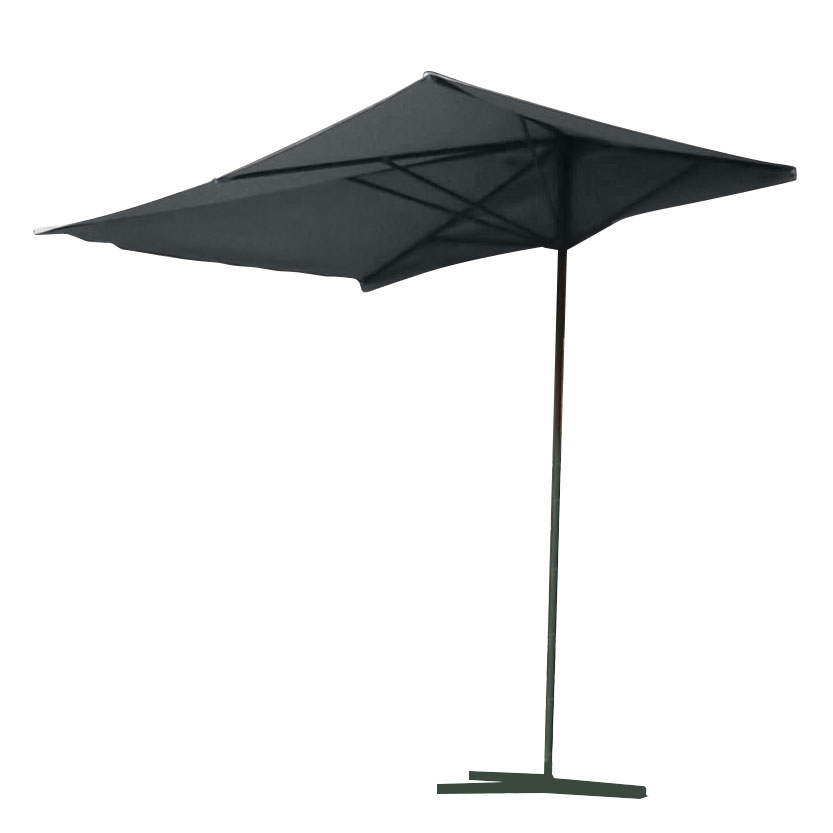 parasol d port de balcon rectangulaire 250 x 150 cm a. Black Bedroom Furniture Sets. Home Design Ideas