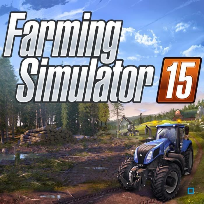 farming simulator 2017 jeu pc achat vente jeu pc autos post. Black Bedroom Furniture Sets. Home Design Ideas