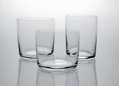 alessi ajm29 41 4 verres eau long drink glass family en verre cristallin comparer avec. Black Bedroom Furniture Sets. Home Design Ideas