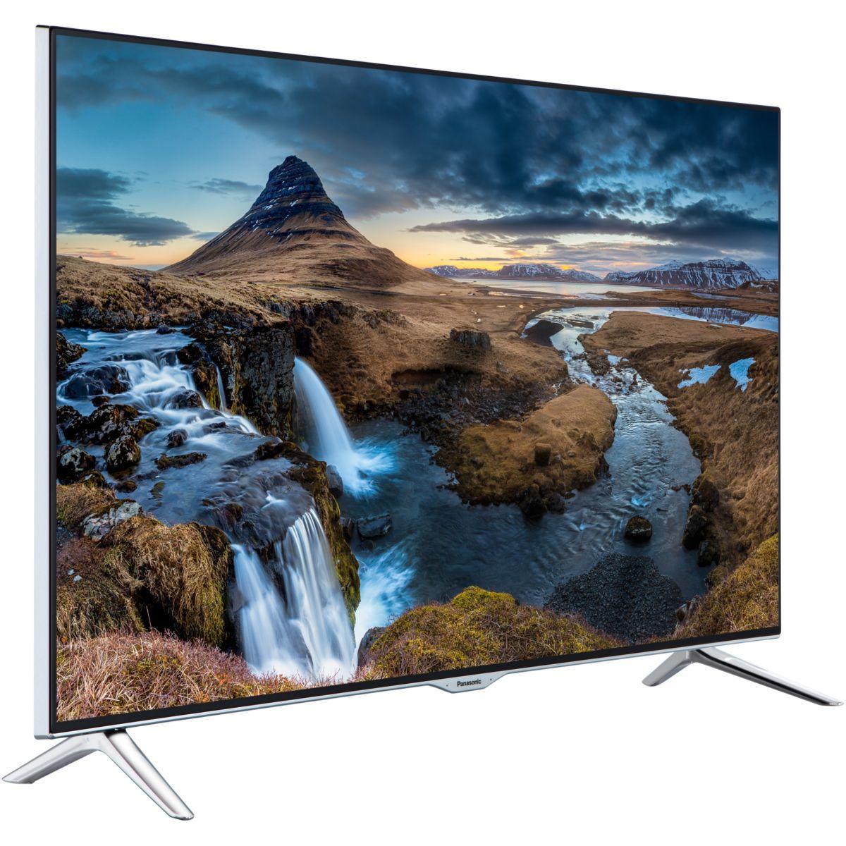 panasonic tx 48cx400e t l viseur led 4k 3d 122 cm. Black Bedroom Furniture Sets. Home Design Ideas