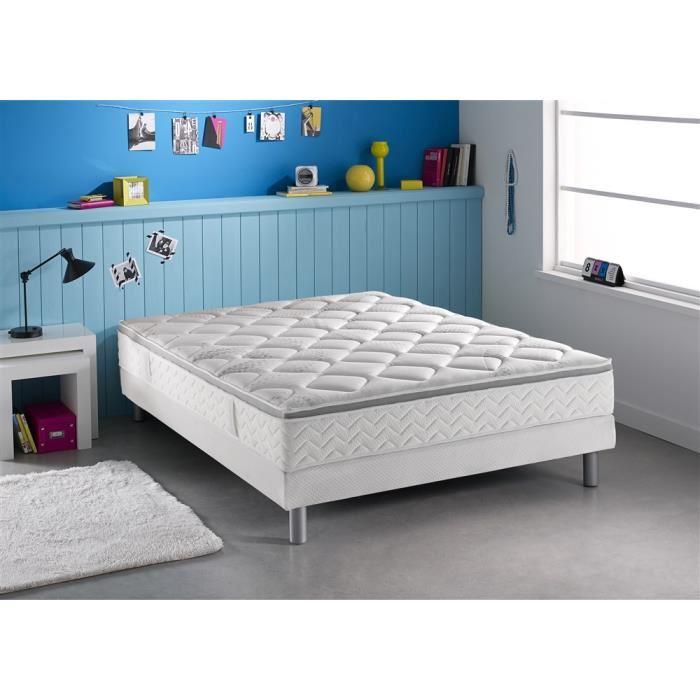 dunlopillo ensemble aerotex paisseur 23 5 cm 90 x 200 cm comparer avec. Black Bedroom Furniture Sets. Home Design Ideas