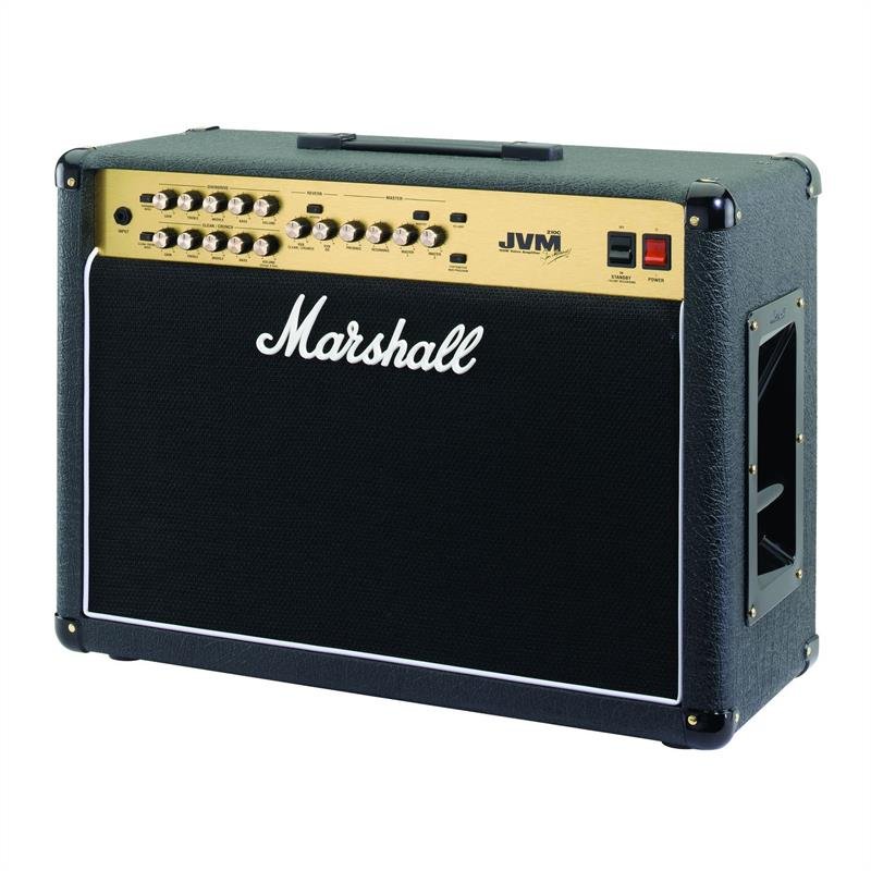 marshall jvm210c ampli combo guitare 100w comparer. Black Bedroom Furniture Sets. Home Design Ideas