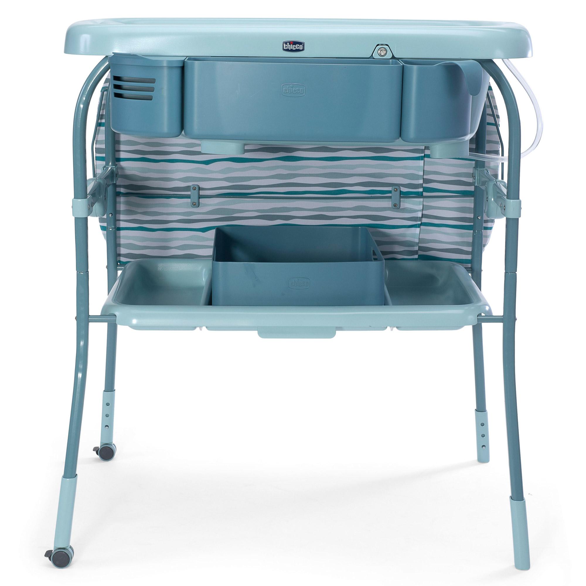 Chicco cuddle et bubble comfort table langer avec baignoire comparer avec - Combi table a langer baignoire ...