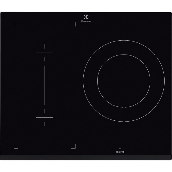 Electrolux ehn6732fok table de cuisson induction 3 - Table induction 3 foyers ...