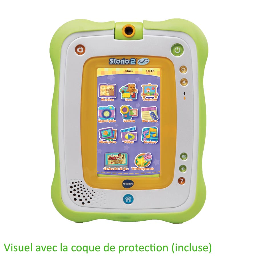 vtech tablette multim dia storio 2 baby comparer avec. Black Bedroom Furniture Sets. Home Design Ideas