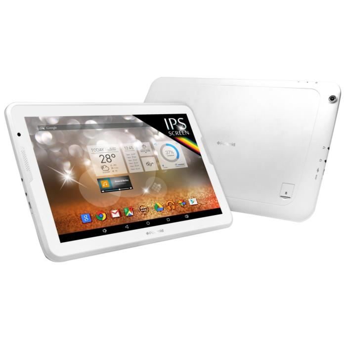 polaroid tablette tactile 10 6 39 39 android 5 1 drone nano. Black Bedroom Furniture Sets. Home Design Ideas