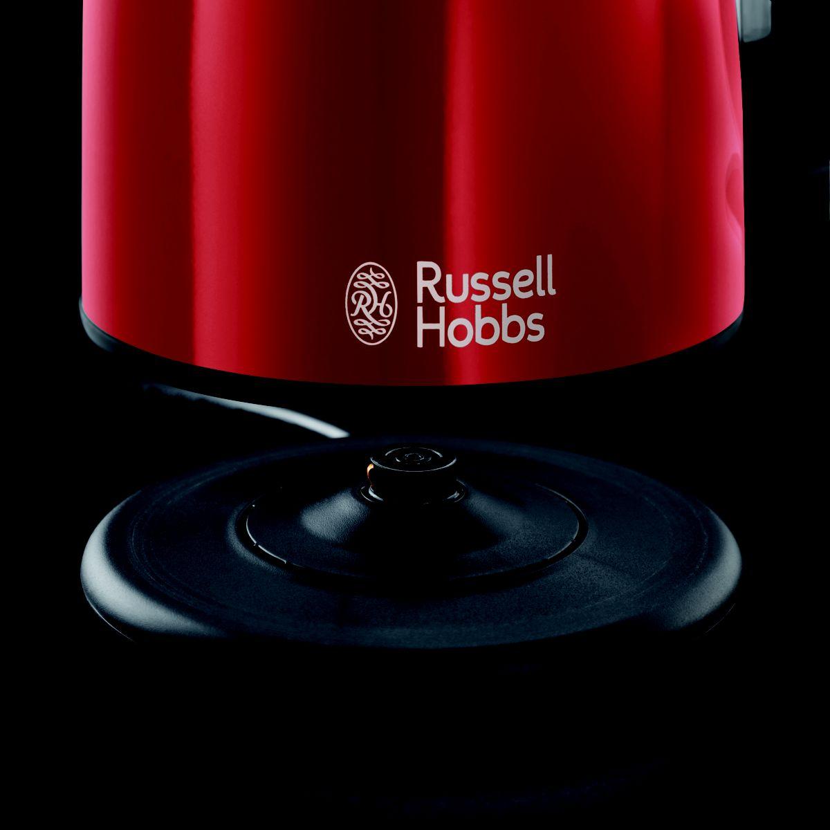 Russell hobbs colours bouilloire lectrique 1 l - Bouilloire electrique russell hobbs ...
