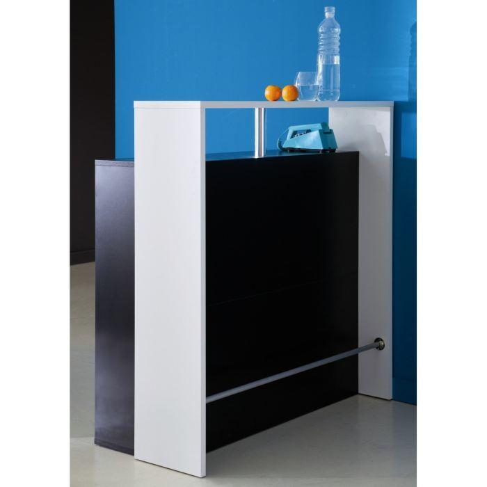 Piano meuble bar avec 7 niches comparer avec - Meuble bar habitat ...