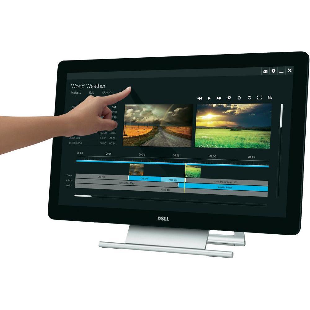 Dell p2714t ecran led 27 tactile comparer avec for Ecran led exterieur prix