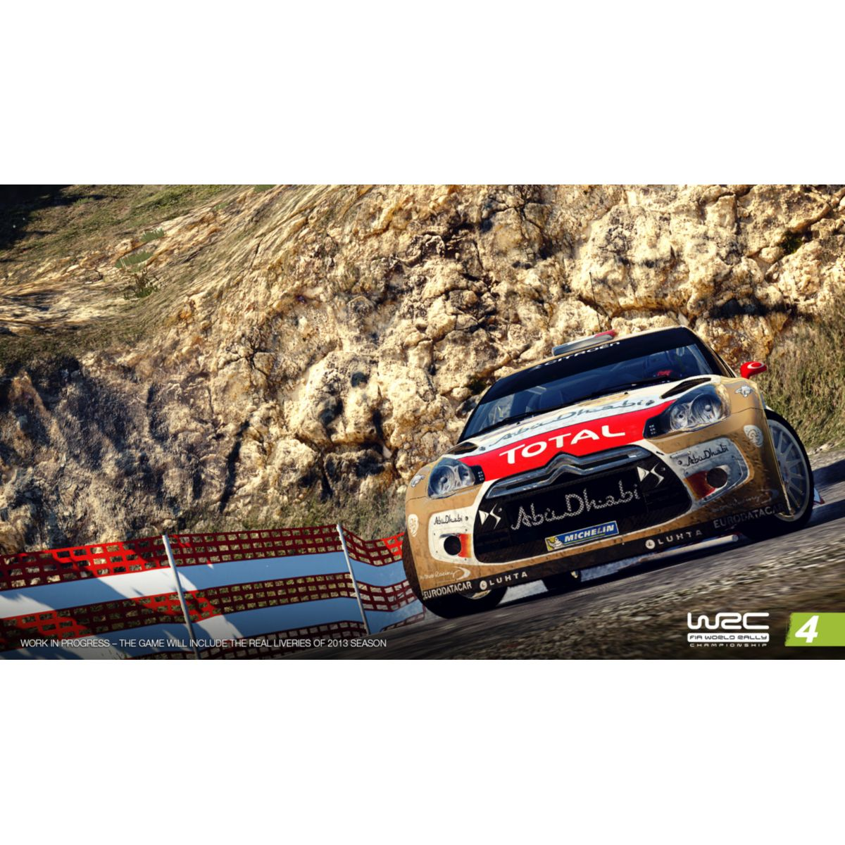 wrc 4 sur ps vita comparer avec. Black Bedroom Furniture Sets. Home Design Ideas