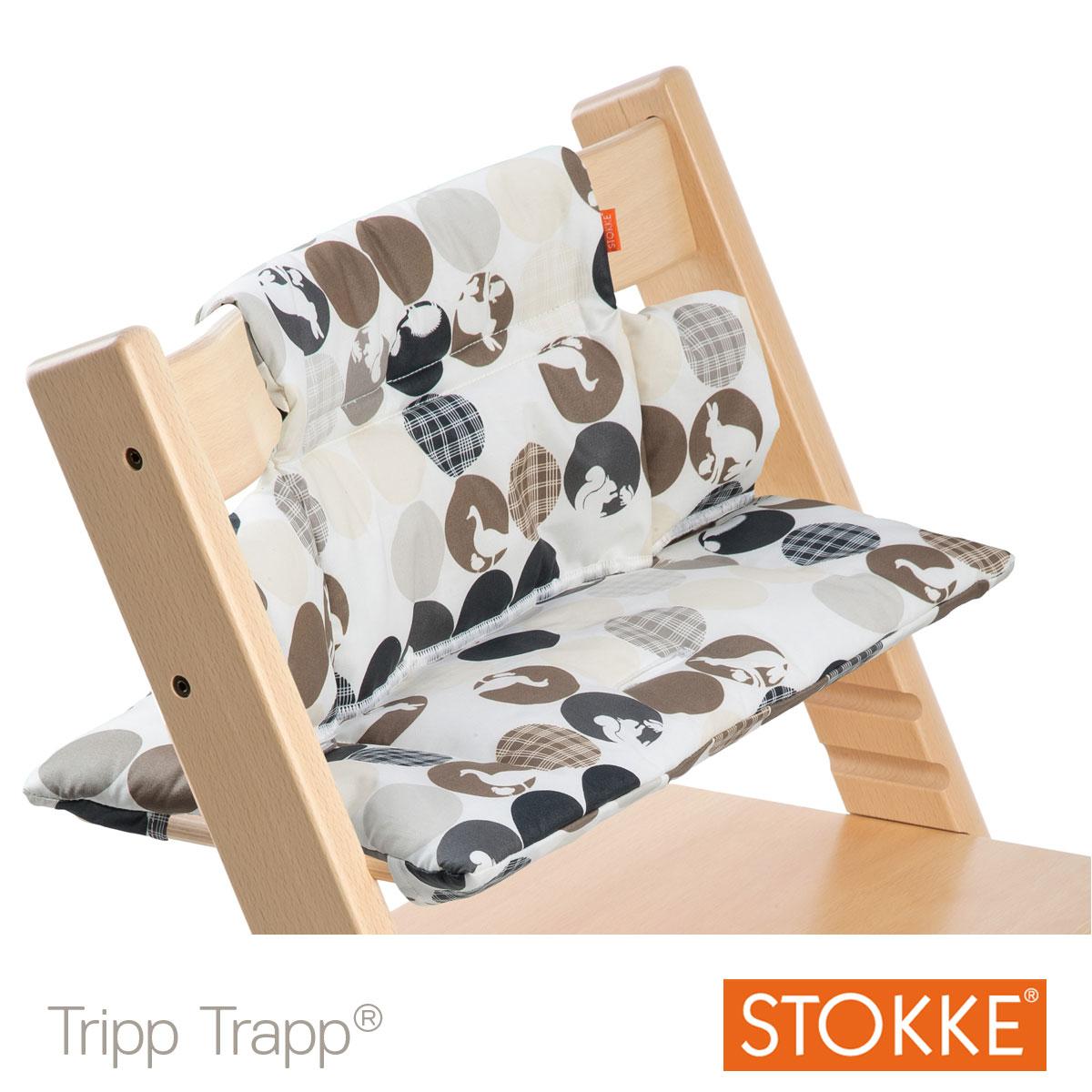 stokke coussin r ducteur pour chaise haute tripp trapp comparer avec. Black Bedroom Furniture Sets. Home Design Ideas