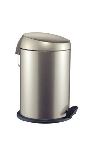 Wesco poubelle p dale capboy base 14 l comparer avec for Habitat poubelle cuisine