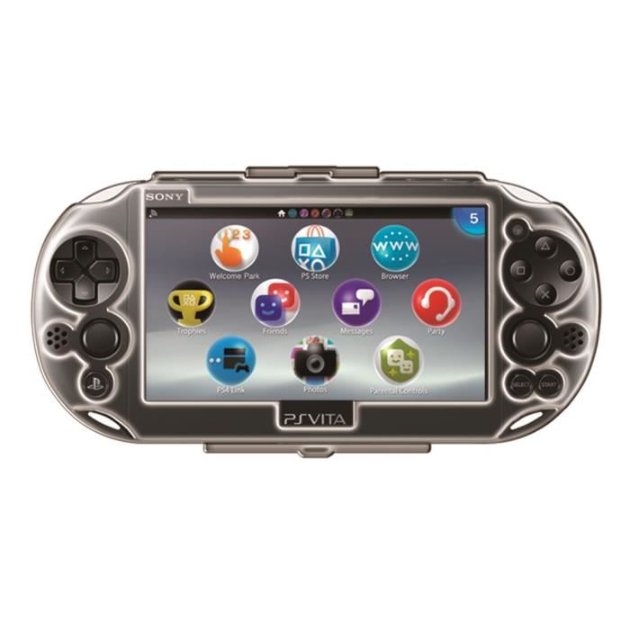 hori elite pack pour playstation vita slim comparer avec. Black Bedroom Furniture Sets. Home Design Ideas