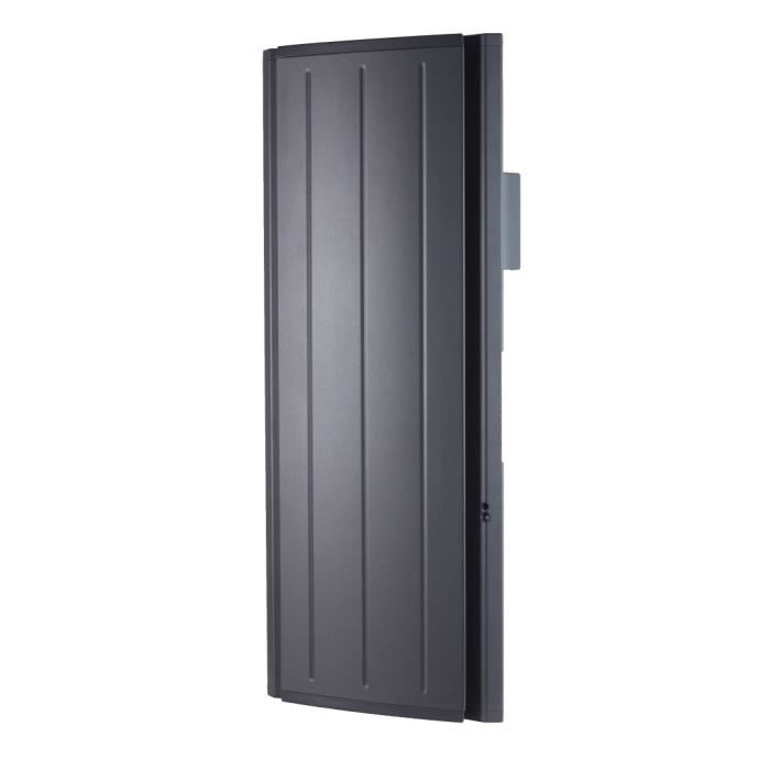 sauter bolero vertical 1000 watts radiateur lectrique. Black Bedroom Furniture Sets. Home Design Ideas