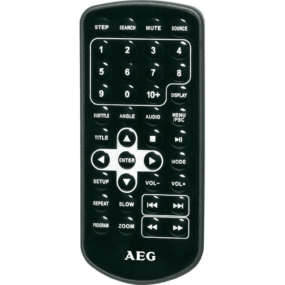 aeg dvd4552 lecteur dvd portable avec 2 crans comparer avec. Black Bedroom Furniture Sets. Home Design Ideas