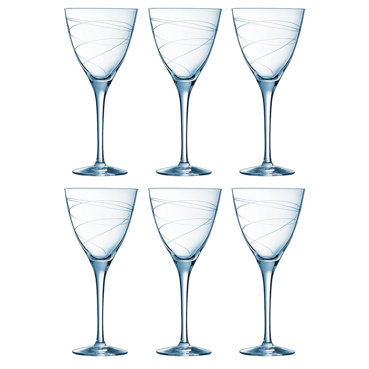 verre ondulation cristal d'arques