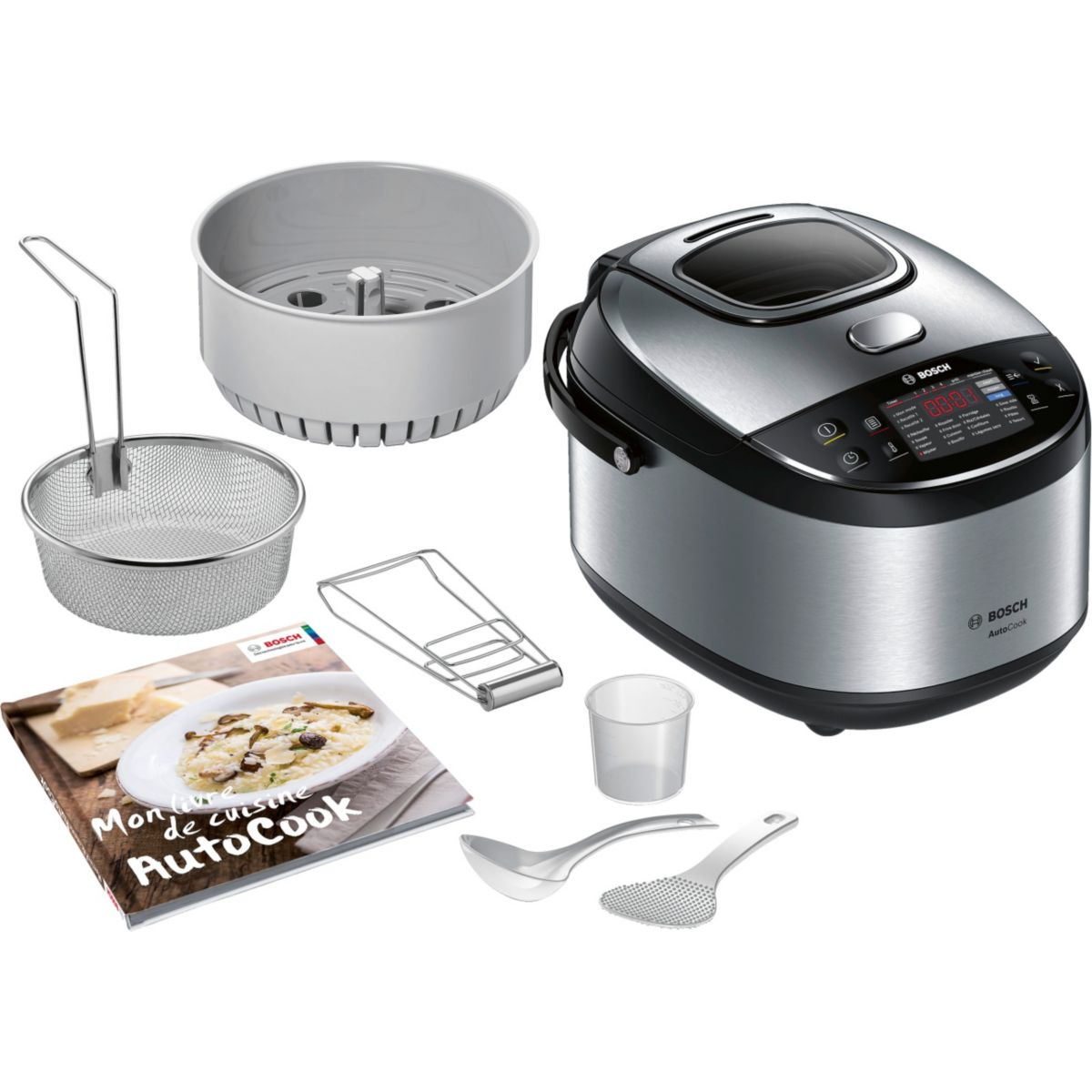 bosch muc28b64 multicuiseur intelligent autocook comparer avec. Black Bedroom Furniture Sets. Home Design Ideas