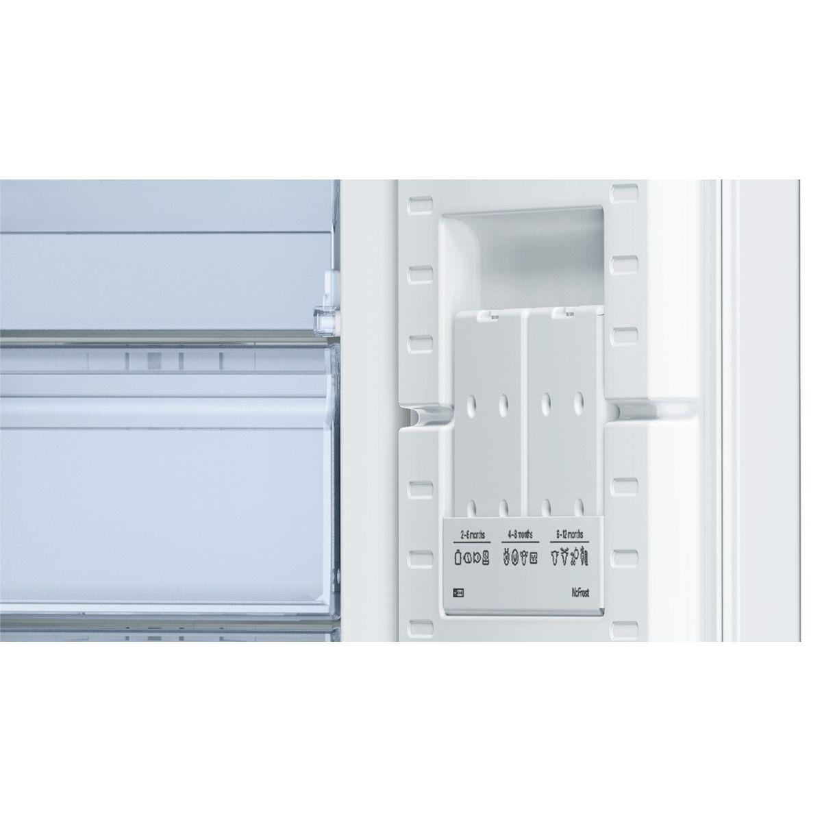 Bosch gsn33cw32 cong lateur armoire 220 litres comparer avec - Congelateur armoire 120 litres ...