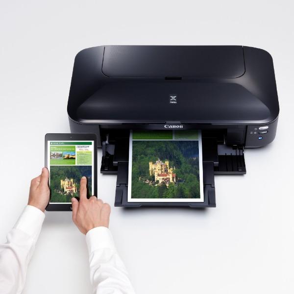 canon pixma ix6850 imprimante jet d 39 encre a3 wifi. Black Bedroom Furniture Sets. Home Design Ideas