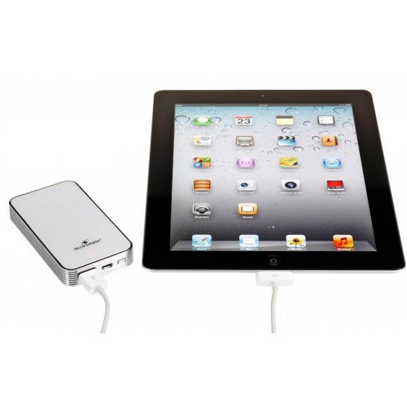 bluestork bs pw bk 50 batterie externe usb pour. Black Bedroom Furniture Sets. Home Design Ideas