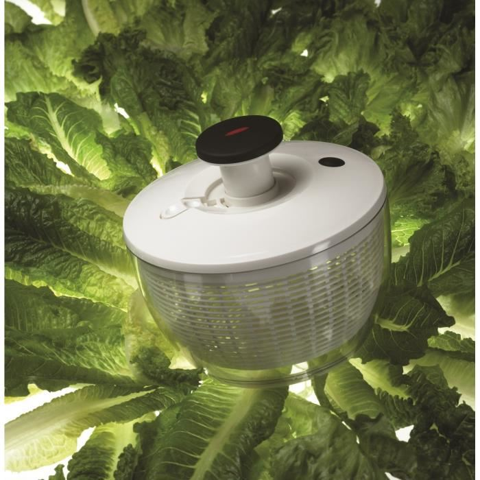 oxo good grips mini essoreuse salade 20 cm comparer avec. Black Bedroom Furniture Sets. Home Design Ideas