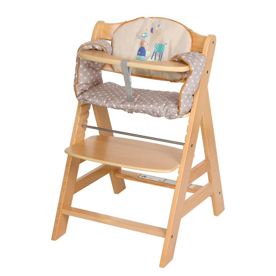 hauck coussin r ducteur comfort pour chaise haute comparer avec. Black Bedroom Furniture Sets. Home Design Ideas