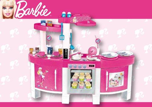 klein 9500 cuisine barbie avec sons comparer avec. Black Bedroom Furniture Sets. Home Design Ideas