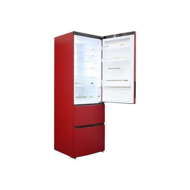 haier fe600c r frig rateur combin 3d comparer avec. Black Bedroom Furniture Sets. Home Design Ideas