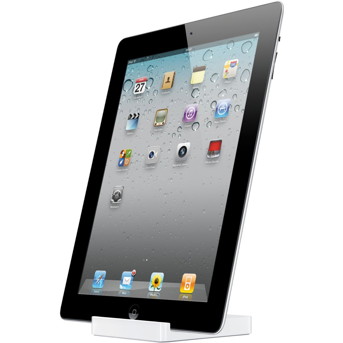 apple ipad 2 16 go comparer avec. Black Bedroom Furniture Sets. Home Design Ideas