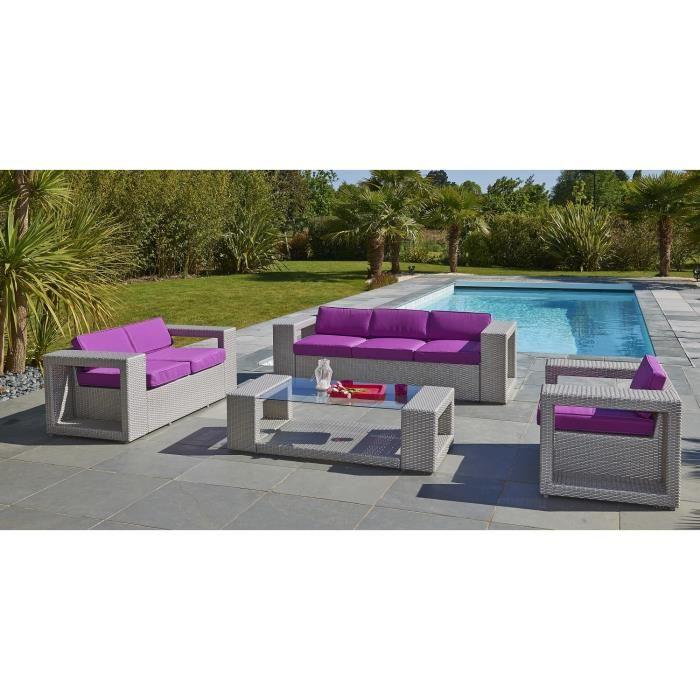 house and garden salon de jardin 5 places oseo comparer avec. Black Bedroom Furniture Sets. Home Design Ideas