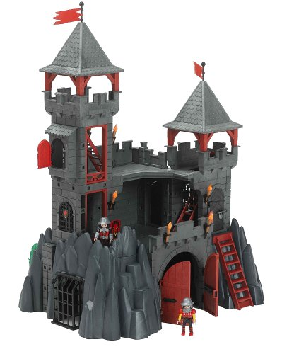 playmobil 3269 forteresse du dragon rouge comparer. Black Bedroom Furniture Sets. Home Design Ideas