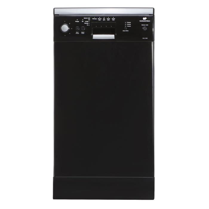 continental edison lv105 lave vaisselle 10 couverts