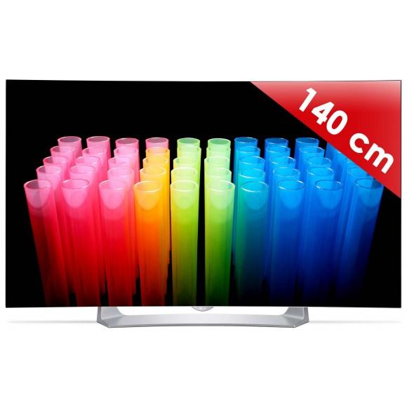 lg 55eg910v t l viseur oled incurv 3d 140 cm full hd smart tv comparer avec. Black Bedroom Furniture Sets. Home Design Ideas