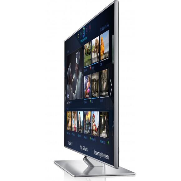 samsung ue55f7000 t l viseur led 3d 139 cm comparer avec. Black Bedroom Furniture Sets. Home Design Ideas