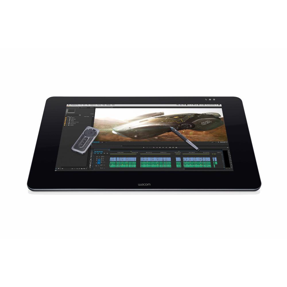 wacom cintiq 27qhd tablette graphique comparer avec. Black Bedroom Furniture Sets. Home Design Ideas