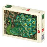 Dtoys Puzzle Pattern Peacock