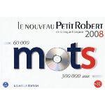 Le Petit Robert 2008 [Mac OS, Windows]