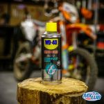 WD-40 Lubrifiant chaîne moto 400 ml