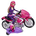 Mattel Barbie Side-Car Agent Secret