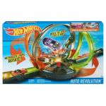 Mattel Hot Wheels - Ensemble de pistes Roto Revolution