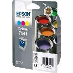 Epson T041 - Cartouche d'encre 3 couleurs