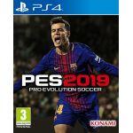 PES 2019 sur PS4