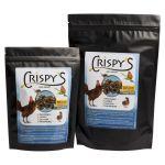 APPI Crispy's 250 friandises insectes pour volailles en sachet noir de 250 g