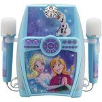 Ekids Karaoké Reine des Neiges avec 2 micro