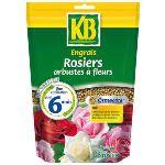 KB Engrais osmocote rosiers 650 g